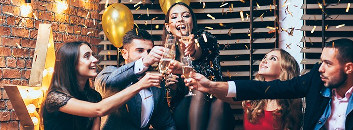 5 products MUST HAVE for your New Years Party